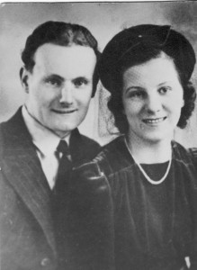 Len and Midge Wright